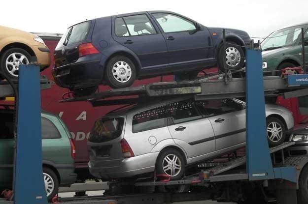 Nie wszystkie samochody w Polsce są sprowadzane /INTERIA.PL