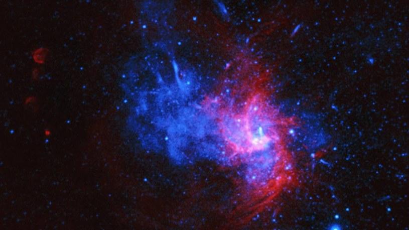Nie wszystkie supernowe są takie same, a w Drodze Mlecznej znaleźliśmy szczątki niezwykłego obiektu /NASA