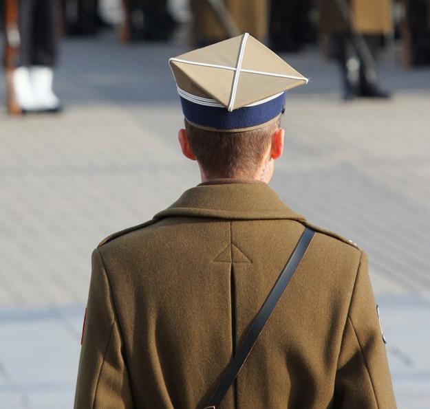 Nie wystarczy na mundury dla naszej armii. Fot. Krystian Maj /Reporter