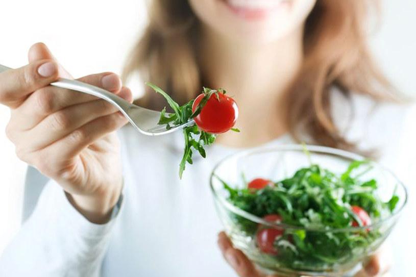 Nie wystarczy po prostu zrezygnować z mięsa. Zdrowa dieta wymaga odpowiedniego planowania /123RF/PICSEL