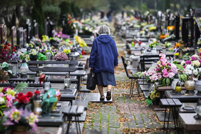 Nie zapadła jeszcze decyzja w sprawie funkcjonowania cmentarzy 1 listopada /Adam Burakowski /Reporter