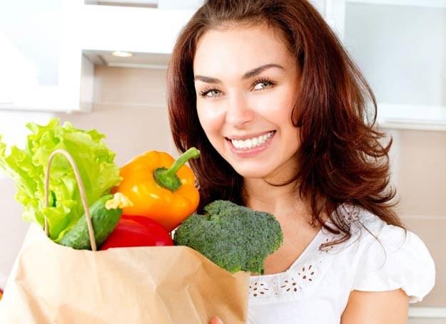 Nie zapominaj o warzywach /123RF/PICSEL