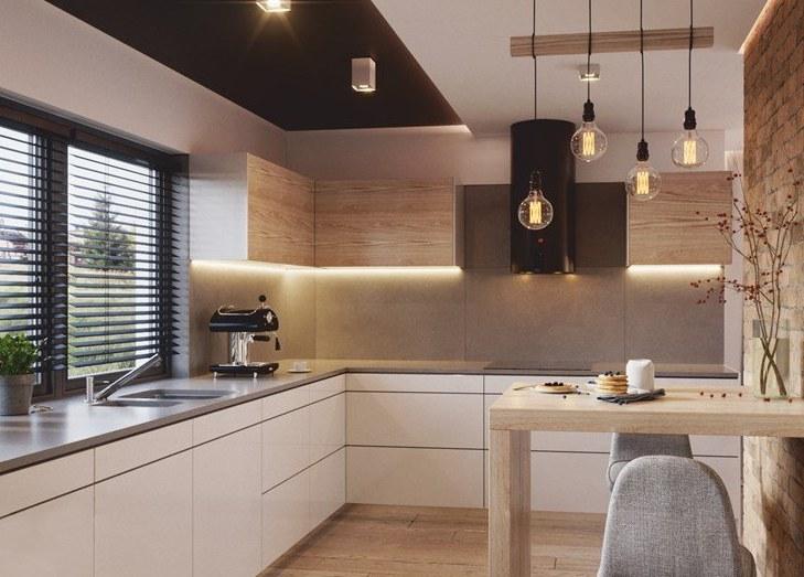 Nie zawsze połączenie kuchni z salonem jest możliwe lub preferowane /materiały promocyjne