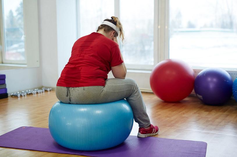 Nie zła dieta i nie brak ruchu. Nadwaga może mieć swoją przyczynę znacznie głębiej... /123RF/PICSEL