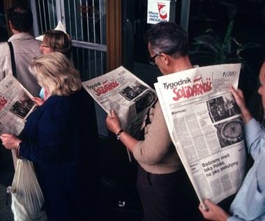 """""""Nie znamy pełnego kontekstu międzynarodowego wydarzeń z 1989 roku"""""""