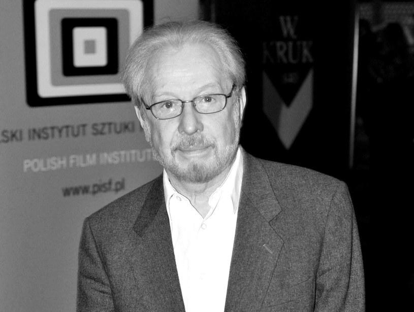 Nie żyje aktor filmowy i teatralny Władysław Kowalski /Radosław Nawrocki /Agencja FORUM