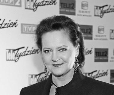 Nie żyje aktorka Hanna Polk