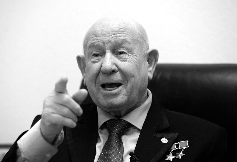 Nie żyje Aleksiej Leonow /VASILY MAXIMOV /AFP
