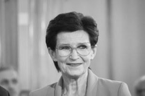 Nie żyje Anna Wasilewska. Posłanka PO miała 63 lata
