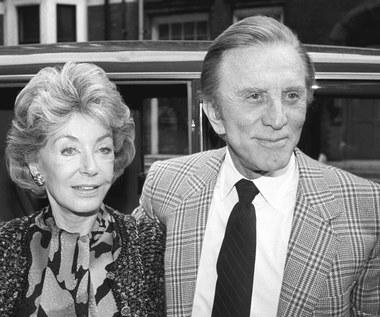 Nie żyje Anne Douglas. Żona legendarnego aktora Kirka Douglasa miała 102 lata