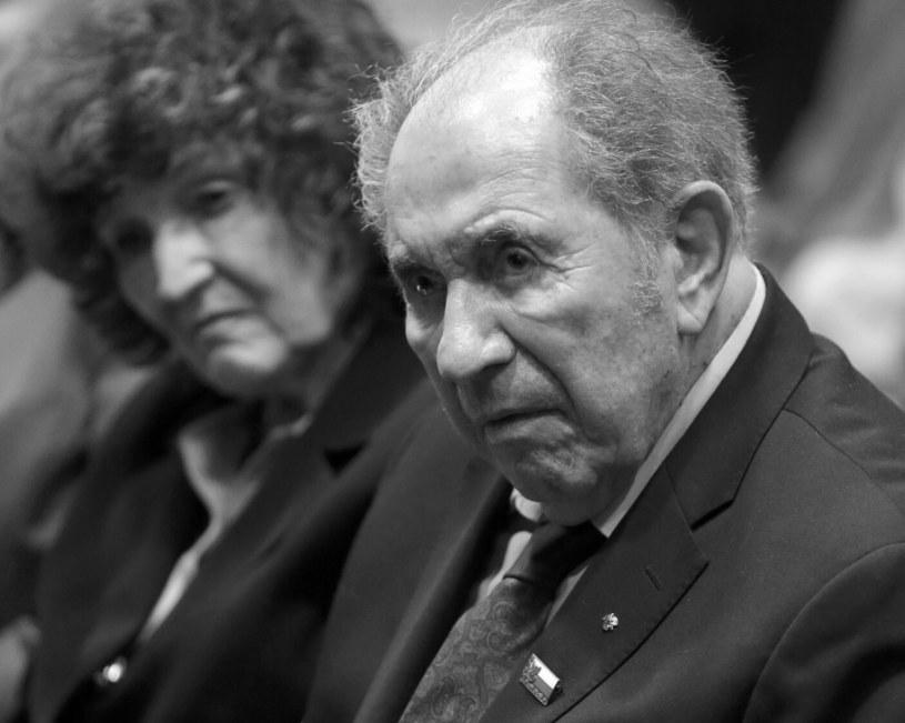 Nie żyje Antoni Chrościelewski, miał 97 lat /AP/EAST NEWS /East News