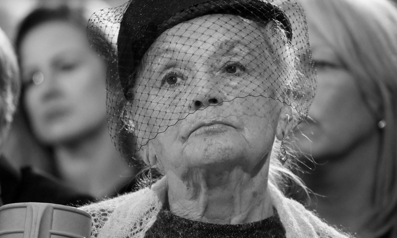 Nie żyje Barbara Jaruzelska