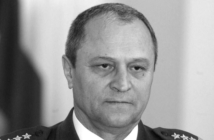 Nie żyje były dowódca Sił Powietrznych gen. Stanisław Targosz. /Maciej Macierzyński /Reporter