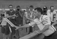 Nie żyje były motocyklowy mistrz świata Fausto Gresini
