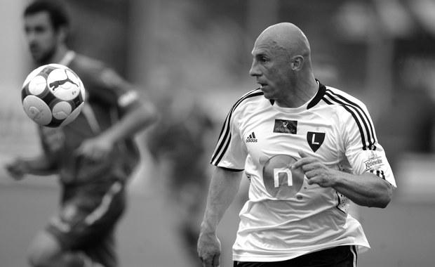 Nie żyje były piłkarz ekstraklasy Piotr Rocki