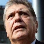 Nie żyje były prezydent Peru. Postrzelił się, gdy próbowano go aresztować