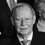 Nie żyje były władca Luksemburga - Jan