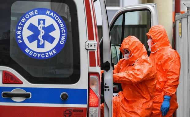 Nie żyje czwarty zarażony koronawirusem w Polsce. To 67-latek leczony w Łańcucie