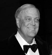 Nie żyje David Koch. Był jednym z najbogatszych ludzi na świecie