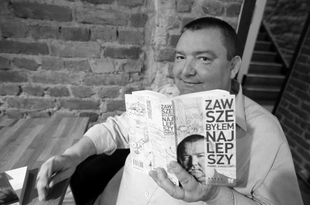 Nie żyje dziennikarz sportowy Paweł Zarzeczny