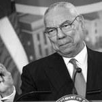 Nie żyje generał Colin Powell. Był w pełni zaszczepiony przeciw COVID-19