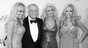 """Nie żyje Hugh Hefner, założyciel """"Playboya"""" miał 91 lat"""