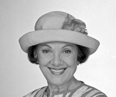 Nie żyje Irena Dziedzic, legenda polskiej telewizji