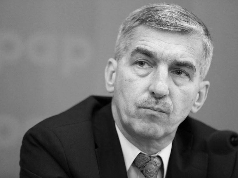 Nie żyje Jacek Miler, wieloletni pracownik MKiDN /KAROL SEREWIS /East News