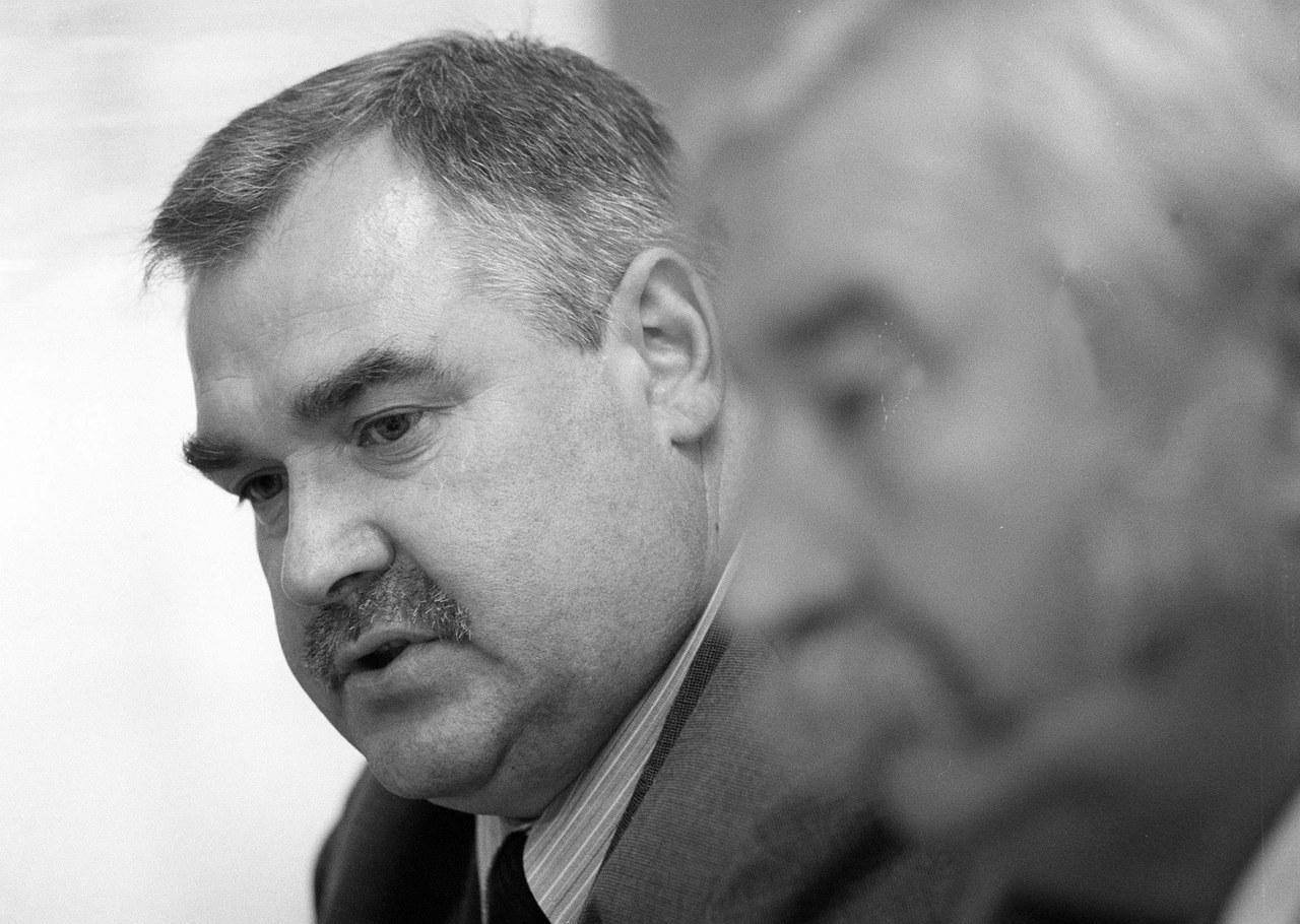 """Nie żyje Jan Kułaj - legendarny przewodniczący NSZZ Rolników Indywidualnych """"Solidarność"""""""