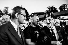 """Nie żyje Jerzy Nowicki ps. """"Plastuś"""". Premier złożył kondolencje"""