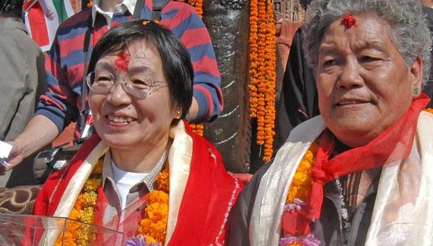 Nie żyje Junko Tabei, pierwsza zdobywczyni Mount Everest