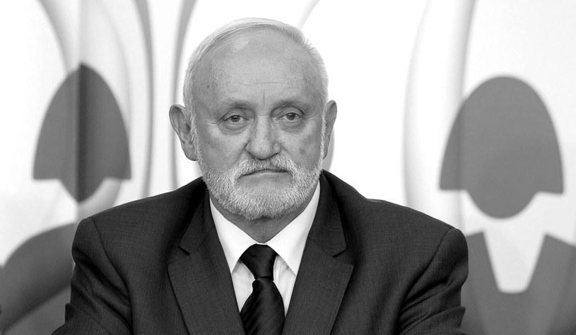 Nie żyje Kazimierz Wojciech Czaplicki, wieloletni szef Krajowego Biura Wyborczego /Jan Bielecki /East News