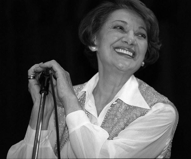 Nie żyje legendarna dziennikarka Irena Dziedzic