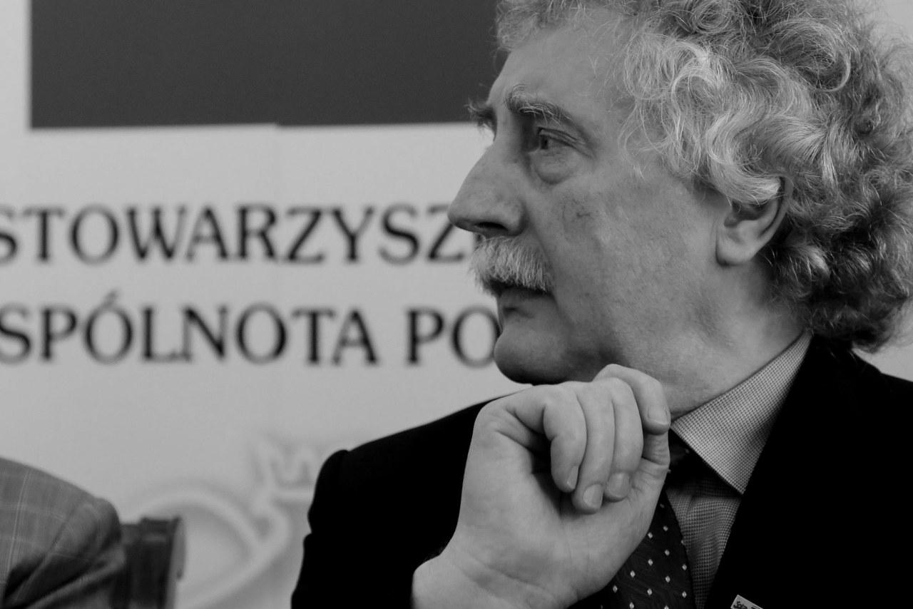 Nie żyje Longin Komołowski - działacz Solidarności. Miał 68 lat.