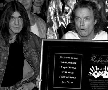 Nie żyje Malcolm Young z AC/DC. Muzyk miał 64 lata
