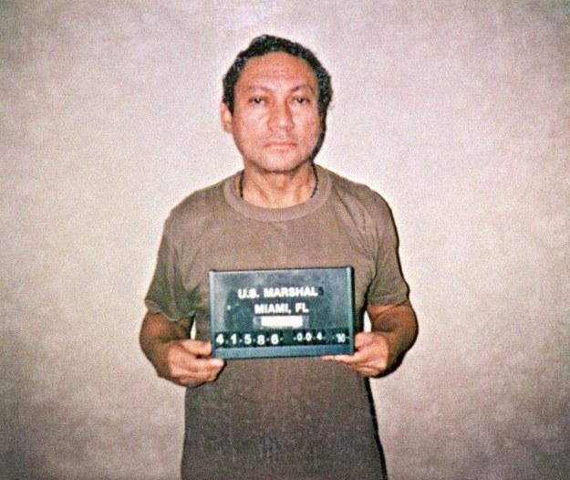 """Nie żyje Manuel Noriega. """"Jego śmierć zamyka rozdział w historii Panamy"""""""
