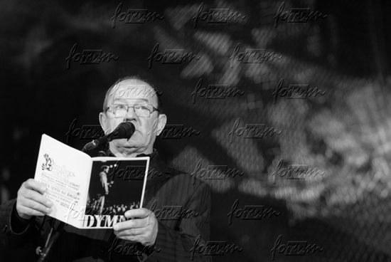 Nie żyje Marek Pacuła /Piotr Tumidajski /Agencja FORUM