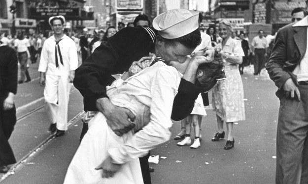 Nie żyje marynarz z fotografii będącej symbolem końca II wojny światowej