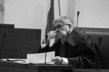 """Nie żyje mecenas Jacek Kondracki. """"Wybitny obrońca; wielki i prawdziwy człowiek"""""""