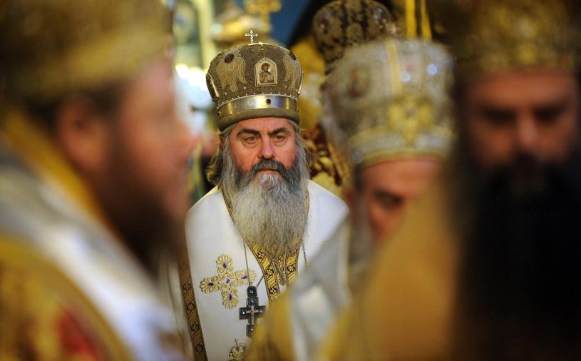 Nie żyje metropolita Cyryl /AFP