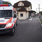 Nie żyje napastnik i jedna z ofiar ataku w pociągu w Szwajcarii