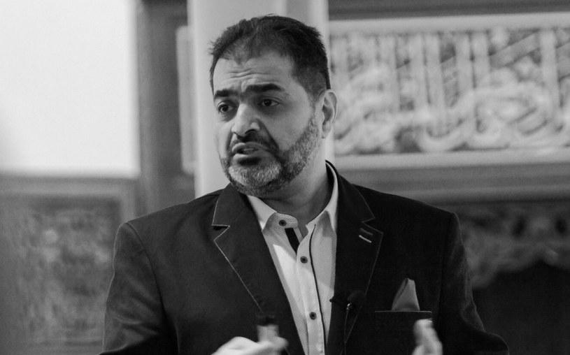 Nie żyje Nedal Abu Tabaq. Miał 49 lat /Mariusz Gaczyński /East News