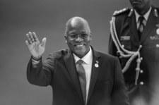 Nie żyje prezydent Tanzanii. Opozycja twierdzi, że chorował na covid