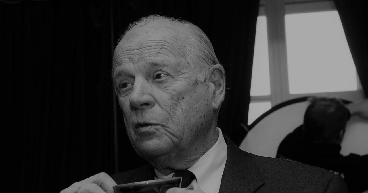 Nie żyje prof. Julian Eugeniusz Kulski – powstaniec warszawski