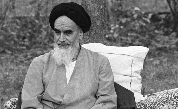 Nie żyje Ruhollah Chomeini, przywódca Iranu