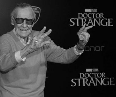 Nie żyje Stan Lee, autor komiksów Marvela