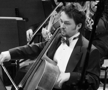 Nie żyje wybitny wiolonczelista Dominik Połoński. Miał 41 lat