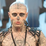 """Nie żyje """"Zombie Boy"""". 32-letni model popełnił samobójstwo"""