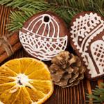 Niebanalna dekoracja, czyli suszone cytrusy na choinkę
