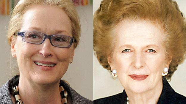 Niebanalne Meryl Streep i Margaret Thatcher / fot. Jemal Countess /Getty Images/Flash Press Media